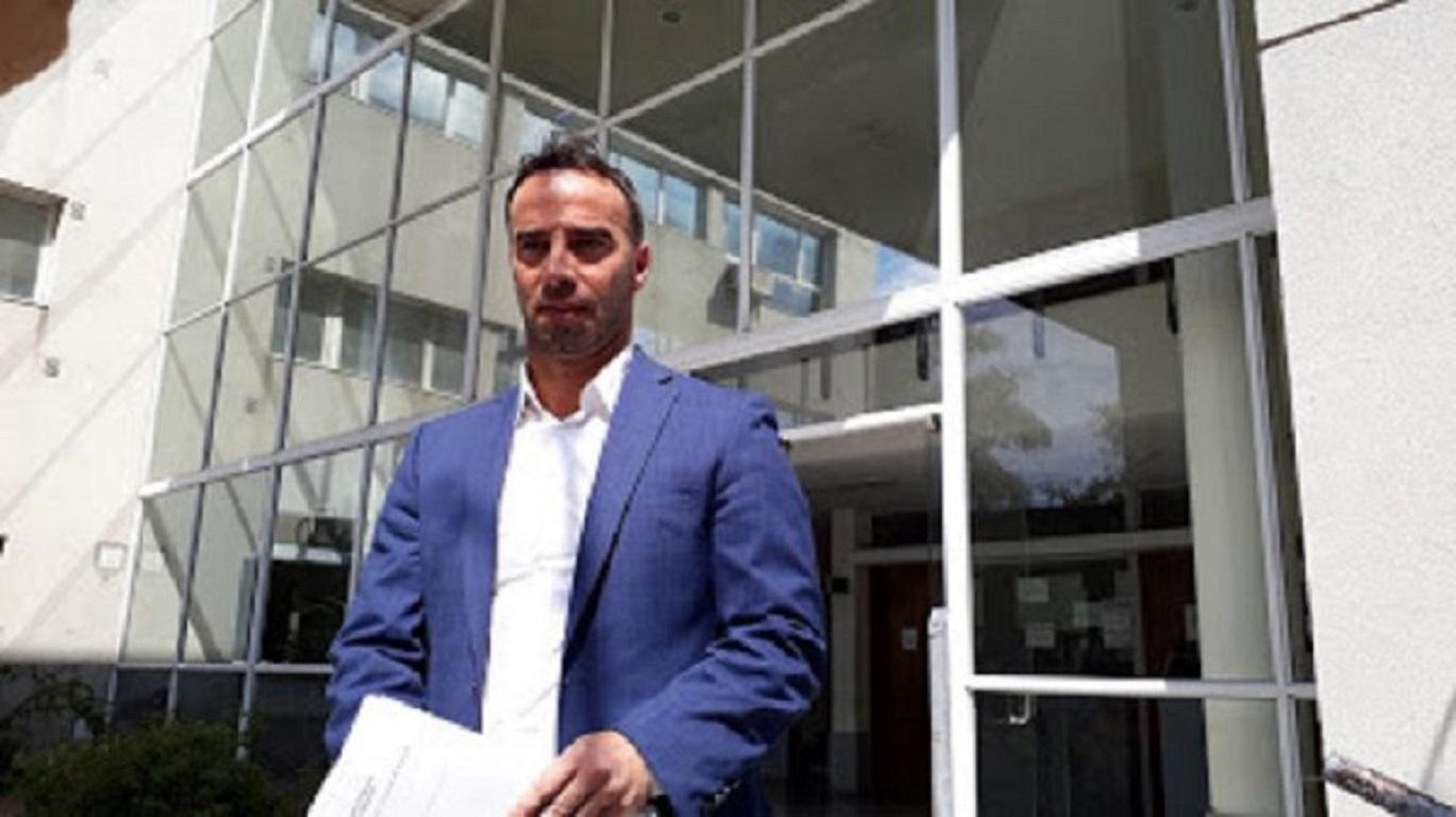 El fiscal Aquiles Balbis